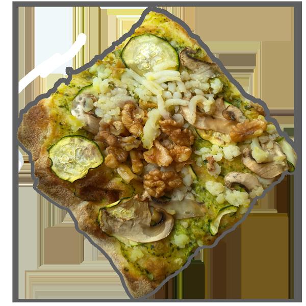 pizza vegana fabriano
