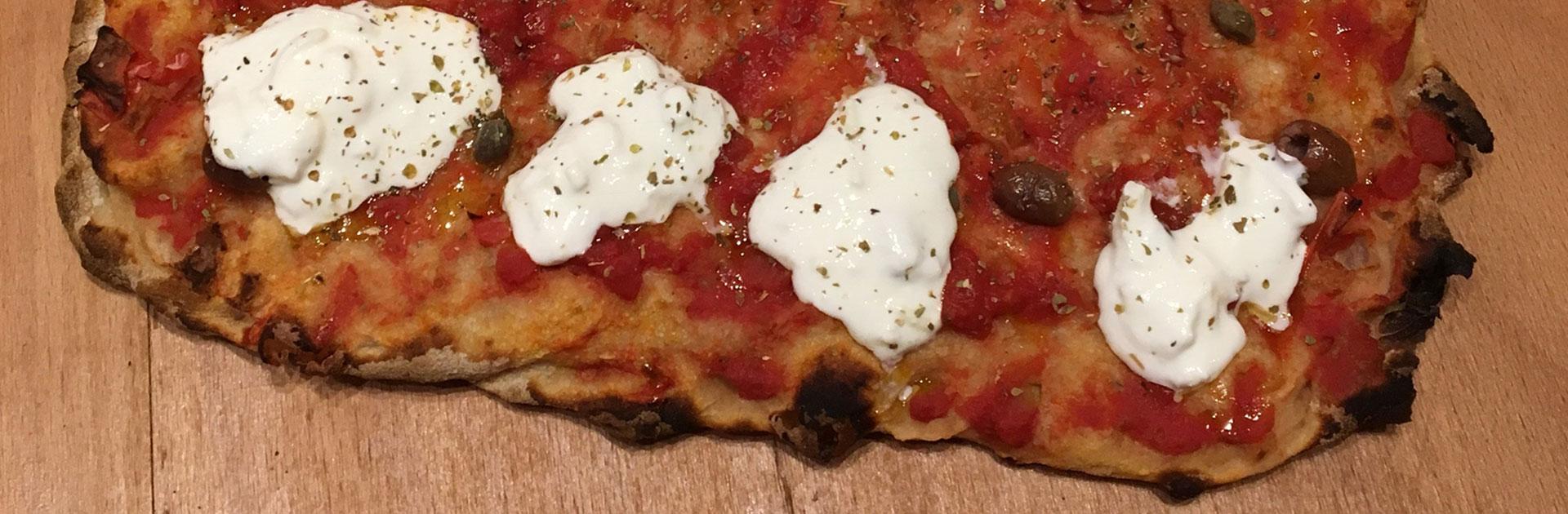 pizza fabriano